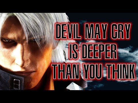 Devil May Cry is Deeper Than You Think thumbnail