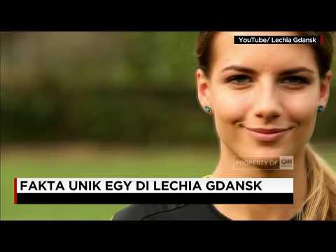 Karolina Bojar, Sosok Wasit Cantik Fans Egy Maulana di Lechia Gdansk