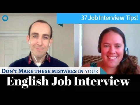 ⭐ 37 Incredible Job Interview Tips (and what NOT do...!)