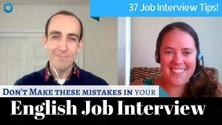 37 Incredible Job Interview Tips (and what NOT do...!)