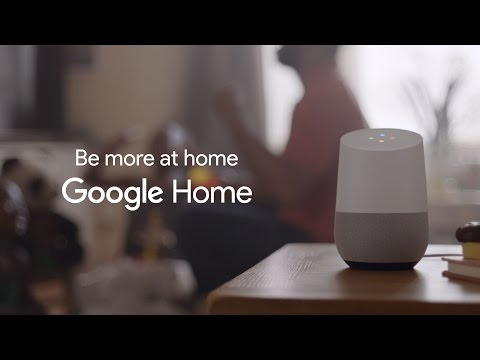 Google Home UK: Be more at home