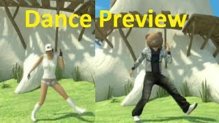 playstation home epic moves 2 dance pack 3 full preview