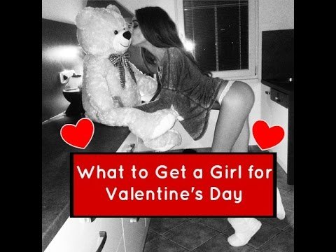 ask shallon: what to get your girlfriend for valentine's day - youtube, Ideas