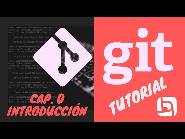 Git tutorial | 0 - Introducción