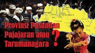 Mengapa Jawa Barat Tidak menjadi Propinsi Pasundan?