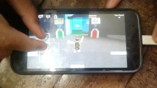 Tutorial on how to fly on mobile phone ROBLOX