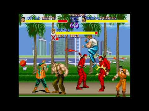 Final Fight mod makes greatest game of all time even better