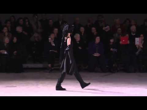 Yohji Yamamoto | Fall Winter 2013/2014 Full Fashion Show | Exclusive