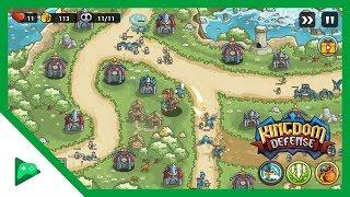 Kingdom Defense 2: Empire Warriors - Premium NIVEL 5【 JUEGO DE ESTRATEGIA 】