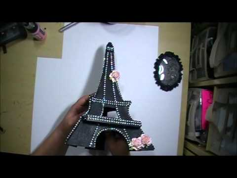 New Eiffel Tower Template