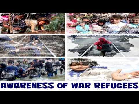 AWARENESS OF THE WAR REFUGEES 2018