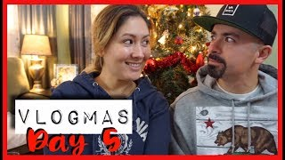 THE BOYFRIEND TAG! HOW WE MET, OUR FIRST KISS+ MORE! | Vlogmas Day 5