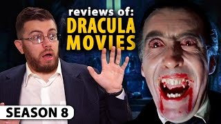 Five Essential DRACULA Movies - Reviewed