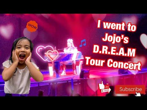 Jojo Siwa's DREAM Tour Concert In Melbourne