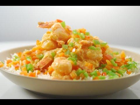Creamy Prawns | Cooksmart | Sanjeev Kapoor Khazana
