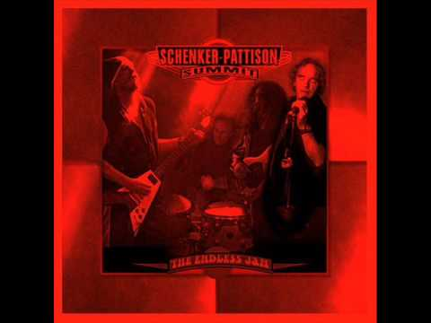 SCHENKER /PATTISON [ LONG MISTY DAYS ]  AUDIO TRACK COVER