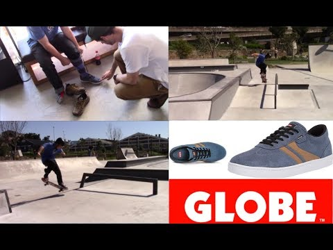 Globe Empire Skate Shoe Test And First Impressions