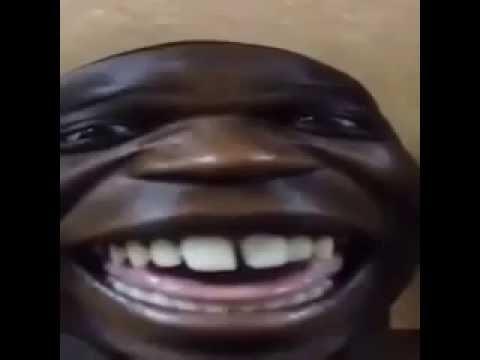 واحد اسود يضحك Youtube