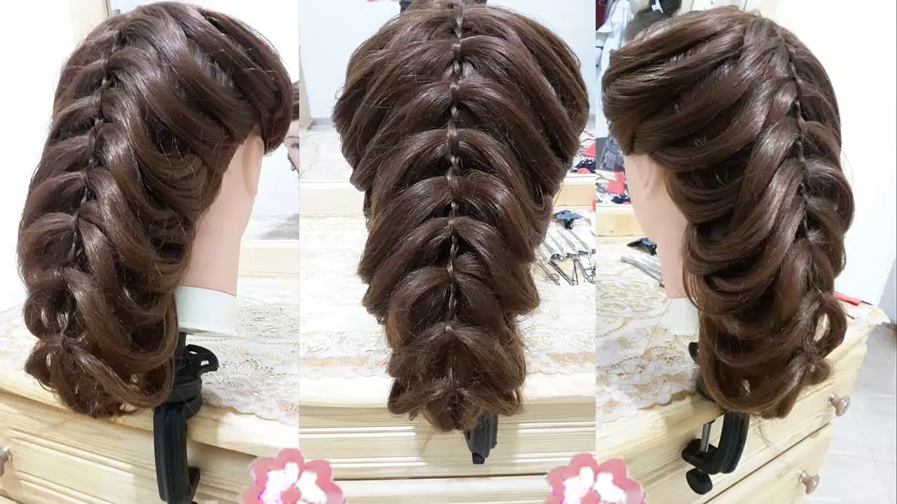 peinados de elsa frozen faciles para cabello largo y bonitos para nia en fiestas y la escuela youtube