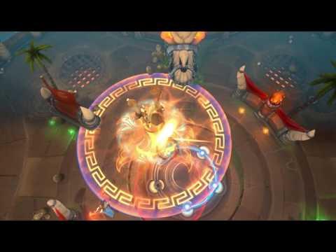 видео: battlerite — обзор чемпиона: raigon