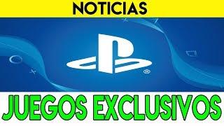 LO QUE SE VIENE | NUEVOS JUEGOS EXCLUSIVOS PARA PLAYSTATION