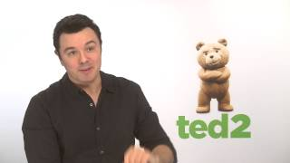 Ted 2: Director Seth MacFarlane Official Movie Interview