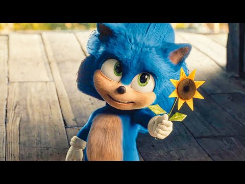 Baby Sonic Opening Scene - SONIC: THE HEDGEHOG (2020) Movie Clip