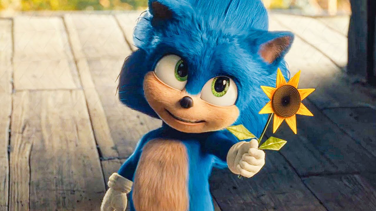 Baby Sonic Opening Scene Sonic The Hedgehog 2020 Movie Clip Youtube