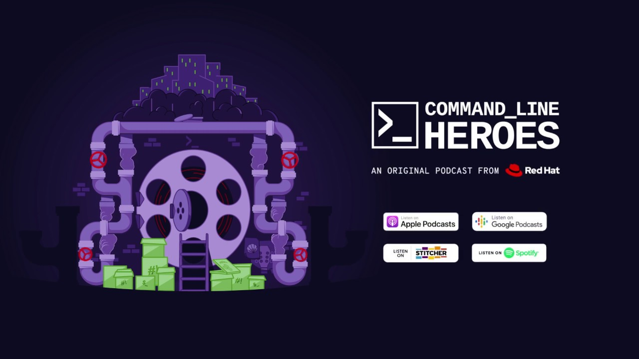S3, E6 TEASER] Command Line Heroes: Heroes in a Bash Shell