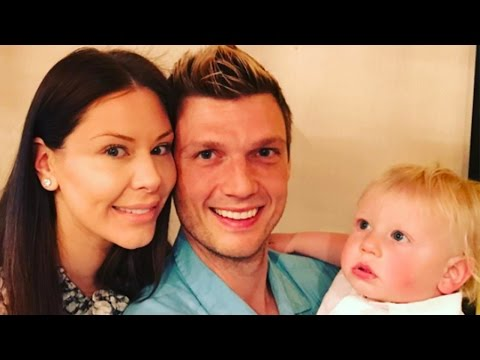 "Nick Carter's (Backstreet Boys) Son ""Odin Carter"" (2017)"