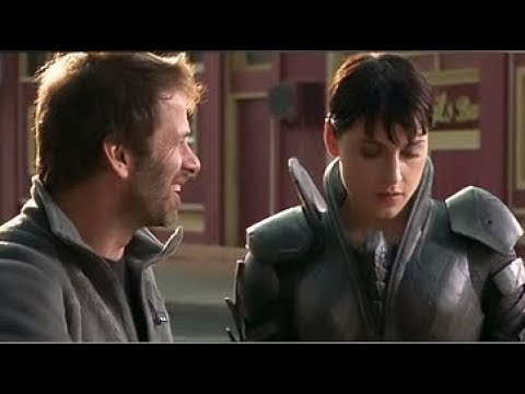 Faora-Ul VFX Smallville Battle