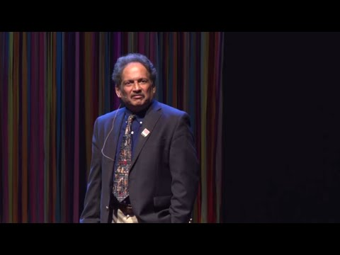 YInMn Blues: The Discovery that Startled the World! | Mas Subramanian | TEDxUNC