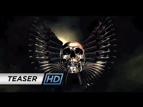 THE EXPENDABLES 2 (2012) - Teaser Trailer
