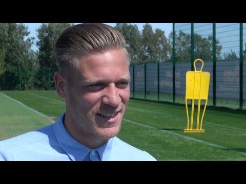 INTERVIEW   Michael Morrison extends Blues contract