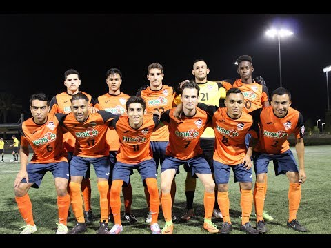 2017 UPSL Fall | San Diego Zest 2 vs PSC Football Club | September 16th