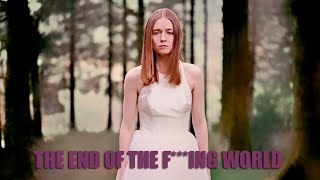 Graham Coxon - She Knows (Lyric video) • The End of The F***ing World | S2 Soundtrack
