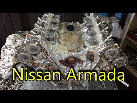 2014-nissan-armada-engine-timing-chain- -vin-vk56de-(5.6-l)-v8-engine-{-mechanical-tips-and-tricks-}