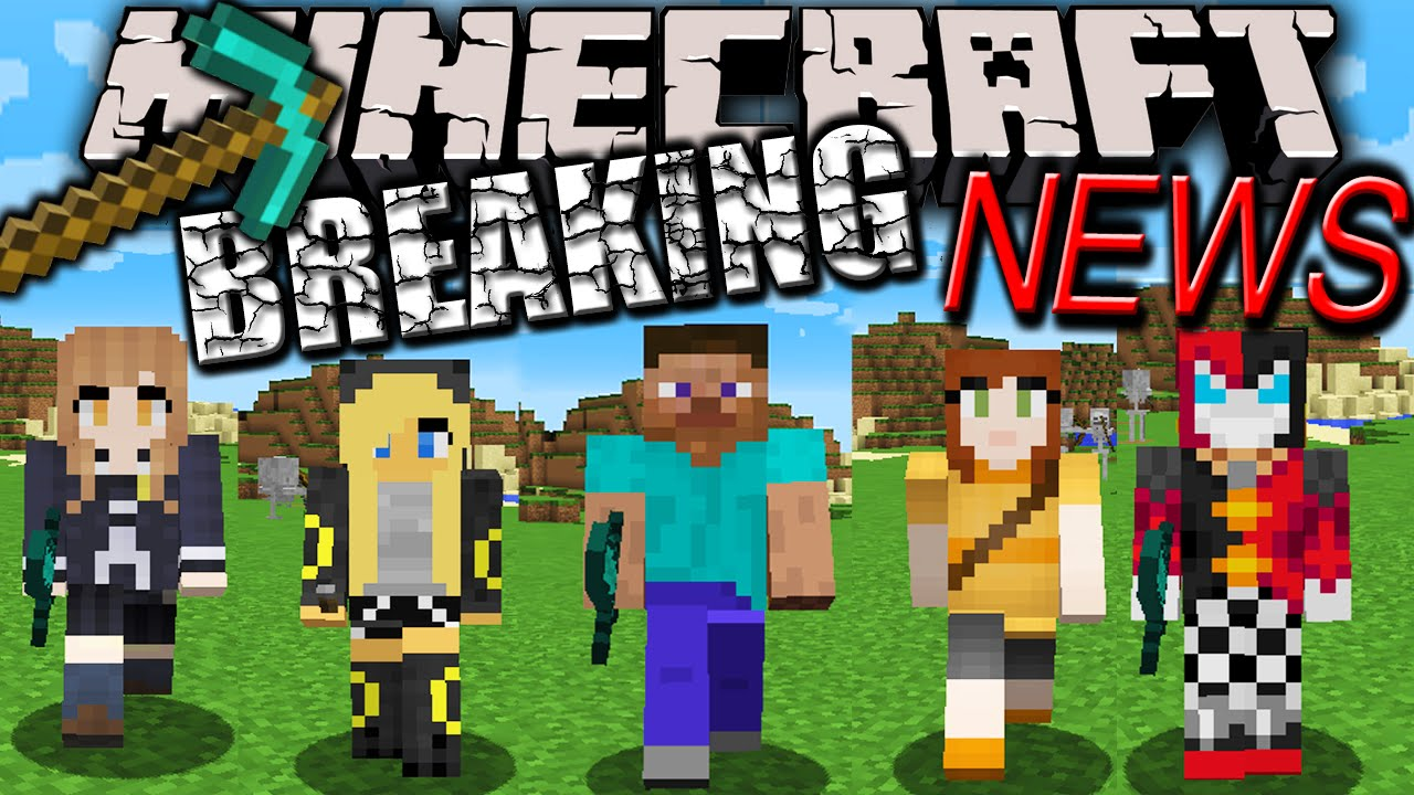 Minecraft 1.8 News: Slim Player Arms! Skinny Pixel Model ...
