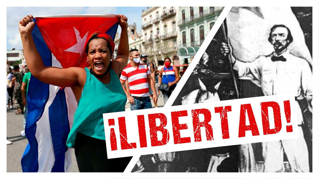 Esto sucede en Cuba cada 10 de Octubre 😨 REBOBINAN2 Cap-1