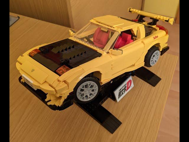 Folge 7 Teil 2 - CaDA Mazda FD3S RX 7 C61023W