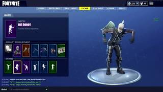 SELLING SKULL TROOPER FORTNITE ACCOUNT! (DARK KNIGHT, SPARKLE SPECIALIST) COMMENT OFFERS!