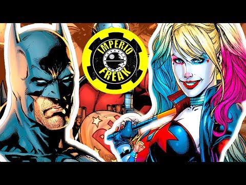 Liga de la Justicia contra Suicide Squad - Historia Completa (VIDEOCOMIC NARRADO)