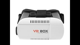 VR Box 3D Virtual Reality VR Glasses review Google Cardboard for 4.7