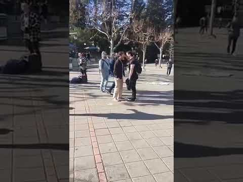 Mark Blazor - UC Berkeley Conservative Assaulted