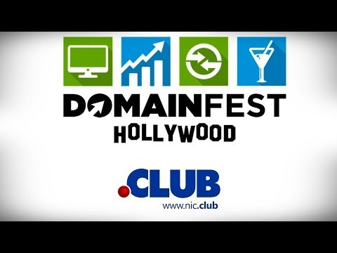 DomainFest 2014 Keynote - Jeff Sass, .CLUB Domains
