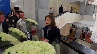 1000 роз Наталье Поклонской от Русского народа
