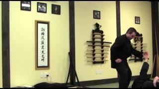 "Teiken (蹄拳) ""Hoof Fist"" | Gyokko Ryu Koshijutsu 玉虎流骨指術"