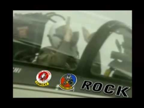 F-14 Tomcat - Rock 'n' Roll Baby!