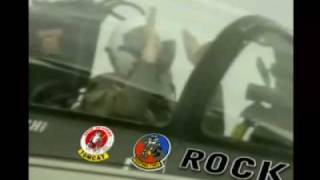 F-14 Tomcat - Rock