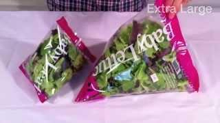 СУПЕР пакет. Продукт салат. демонстрация возможностей.